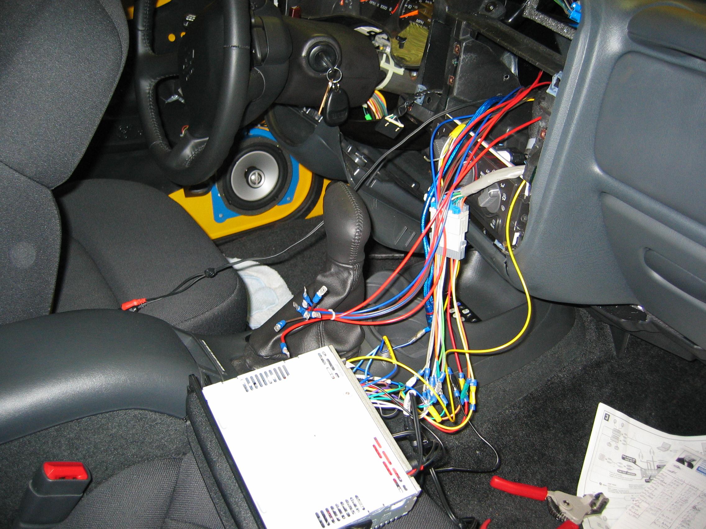 Sound System Aftermarket Gm Seat Wiring